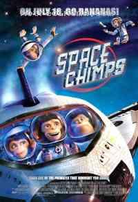 Poster Les Chimpanz�s de l'espace 102109
