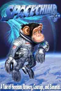 affiche  Les Chimpanz�s de l'espace 102111