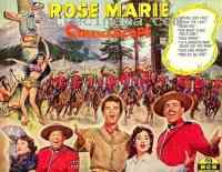 affiche  Rose-Marie 102321