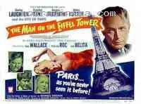 affiche  L'Homme de la tour Eiffel 103029
