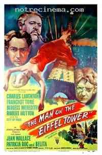 Poster L'Homme de la tour Eiffel 103030