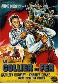 Poster Le Collier de fer 106517