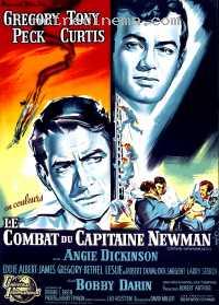 affiche  Le Combat du capitaine Newman 106583