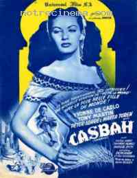Poster Casbah 107052