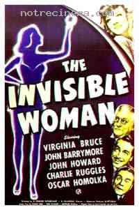 affiche  La Femme invisible 107303