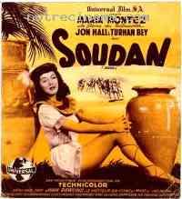 affiche  Soudan 107522
