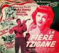 Poster La Fi�re Tzigane 107533
