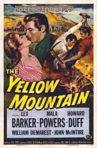 affiche  La Montagne jaune 108166