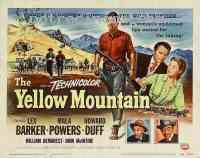 Poster La Montagne jaune 108167