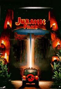 affiche  Jurassic Park 108396