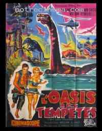 Poster L'Oasis des temp�tes 108594