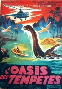 affiche  L'Oasis des temp�tes 108599