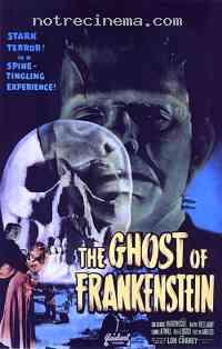 affiche  Le Spectre de Frankenstein 108785