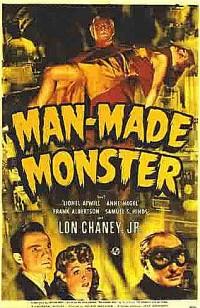 Poster L'�chapp� de la chaise �lectrique 108949