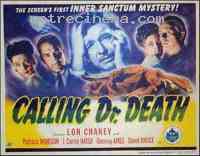 Poster Calling Dr Death 109197
