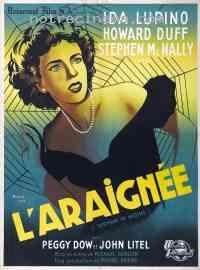 affiche  L'Araign�e 109622