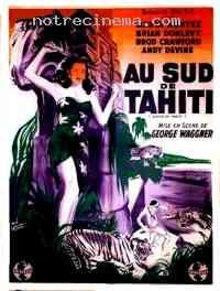 Poster Au sud de Tahiti 109758