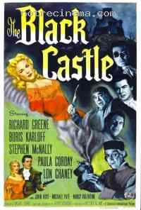 Poster Le Myst�re du ch�teau noir 111156