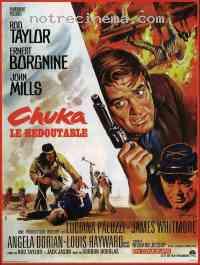 Poster Chuka, le redoutable 112091