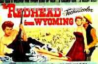 affiche  La Belle rousse du Wyoming 112980