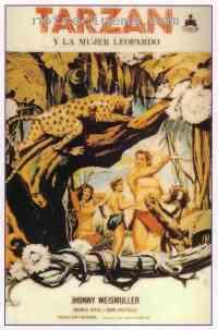 affiche  Tarzan et la femme l�opard 112985