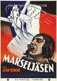 affiche  La Marseillaise 114373