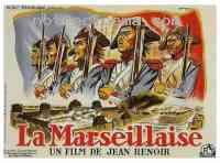 affiche  La Marseillaise 114377
