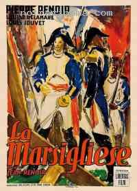 affiche  La Marseillaise 114379