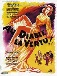 Poster Au Diable la vertu ! 114748