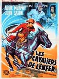 Poster Les Cavaliers de l'enfer 114832