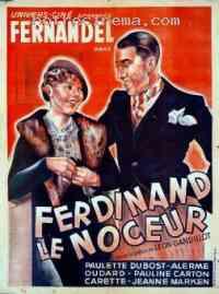 Poster Ferdinand le noceur 115685