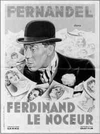 Poster Ferdinand le noceur 115688