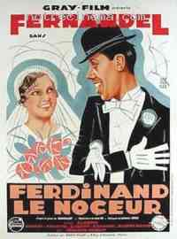 affiche  Ferdinand le noceur 115689