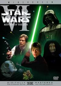 affiche  Star Wars Le Retour du Jedi 116408