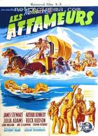Poster Les Affameurs 116594