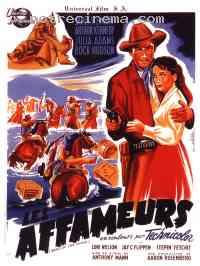 Poster Les Affameurs 116986
