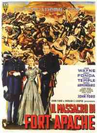 Poster Le Massacre de Fort Apache 117005
