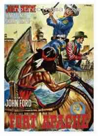 affiche  Le Massacre de Fort Apache 117006