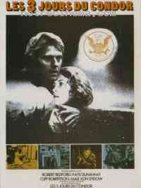 poster  Three days of the Condor 117237