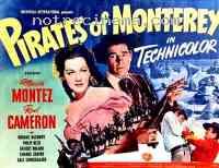 Poster Les Pirates de Monterey 129105