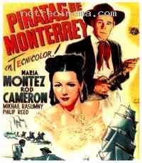 Poster Les Pirates de Monterey 129400