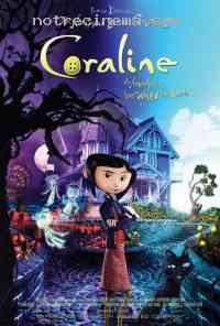 affiche  Coraline 129609