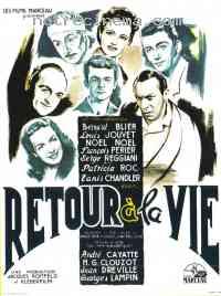 Poster Retour à la vie 129642