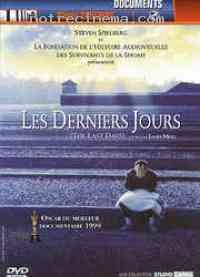 Poster Les Derniers jours (Shoah) 129652