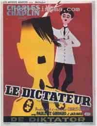 Poster Le Dictateur 130123