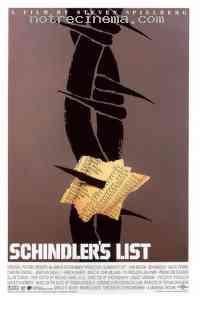 Poster La Liste de Schindler 130132