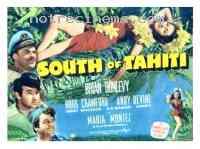 Poster Au sud de Tahiti 130241
