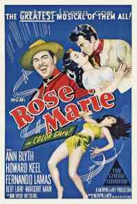 Poster Rose-Marie 130412
