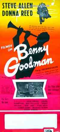 Poster The Benny Goodman Story 130838