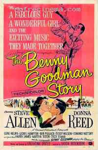 affiche  The Benny Goodman Story 130839
